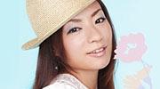 モデル 佐々木 千恵さん