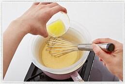 オランデーズソースの作り方