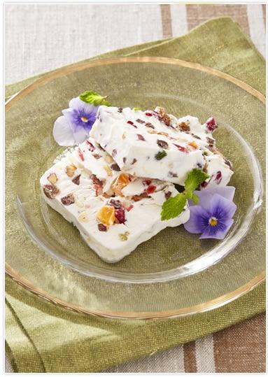 【ヨーグルト×カルピス®】ヨーグルト味のアイスデザート